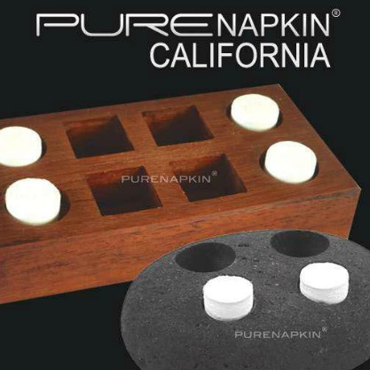 Pure Napkin California