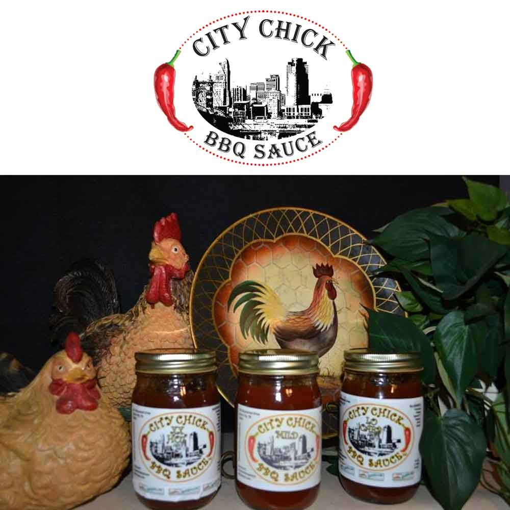 SFR City Chick BBQ Sauce